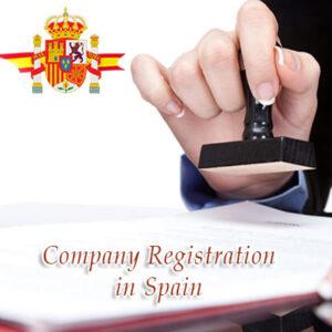 Company Registration Spain